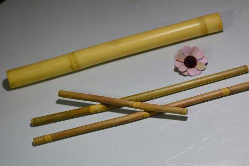 bambus-masaj
