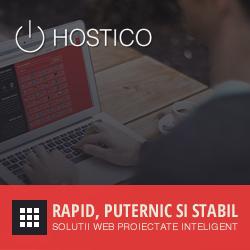 Găzduire Web - Hostico